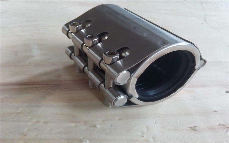 给您简单介绍该如何去安装管道修补器