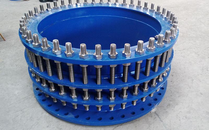 球墨铸铁法兰伸缩器的作用和特点