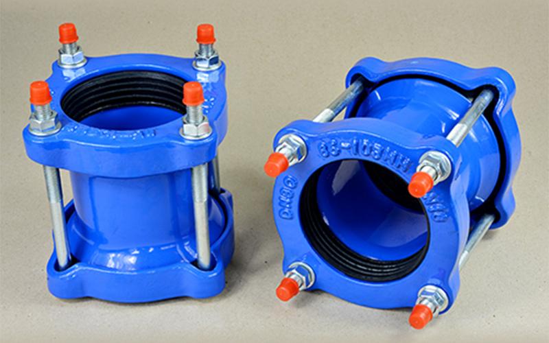 自来水管道连接器的安装施工