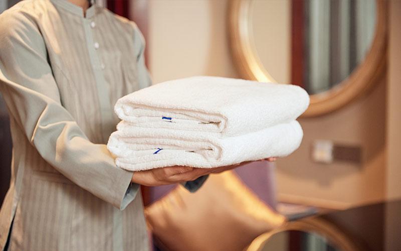 酒店布草洗涤