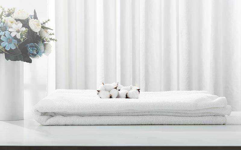 大連布草洗滌:酒店布草洗滌保養方法十一步