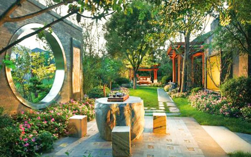 新中式园林景观设计小知识