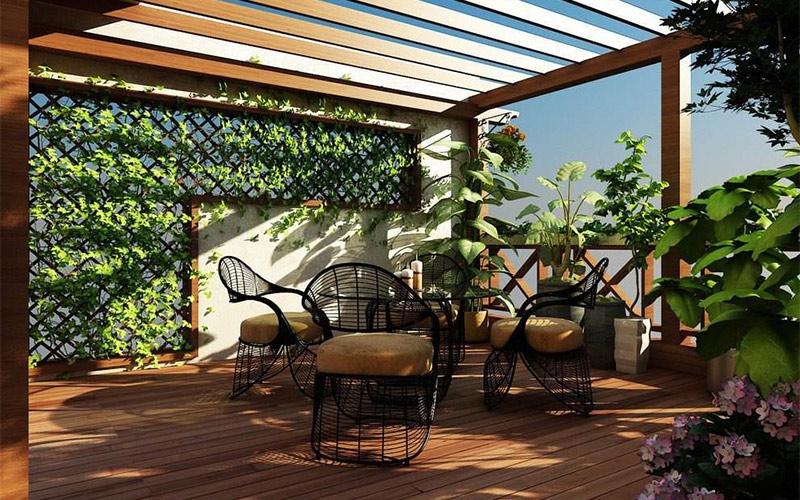 关于庭院防腐木的保养方法你知道多少呢?