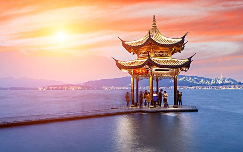 穿越古代,看古建筑凉亭的历史之美!