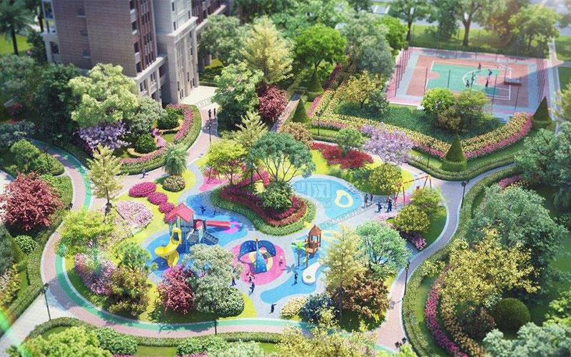 小区的园林景观工程设计应该怎么做