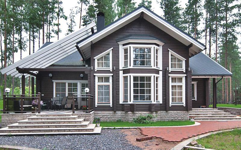 木屋(古典风格别墅)
