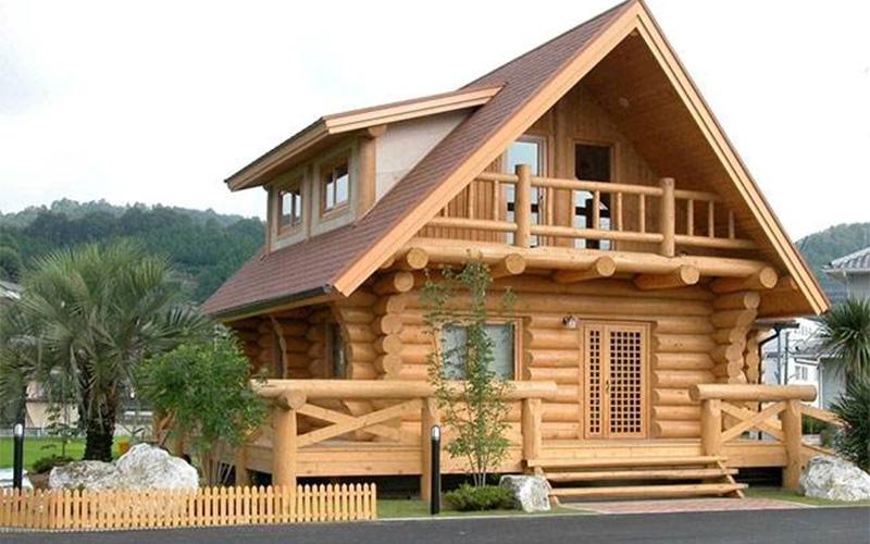 为什么越来越多的人选择防腐木木屋居住
