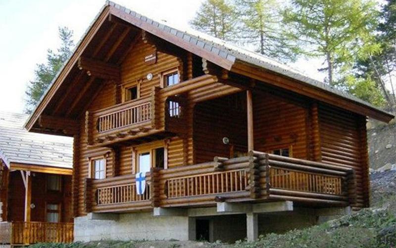 搭建防腐木木屋常用的木材种类都有哪些