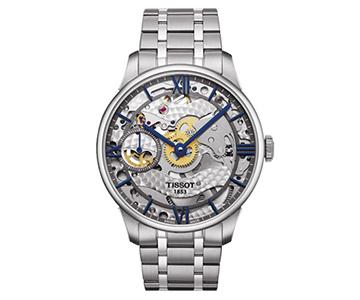 大连天梭手表回收T009.405.11.418