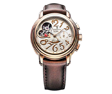 大连真力时手表回收