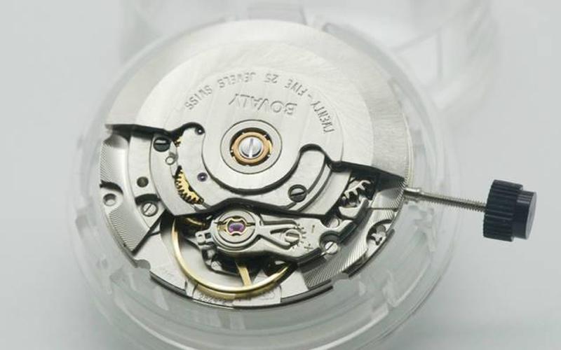 大连名表回收:手表里的避震器有什么作用?