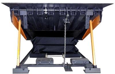 气袋式高度调节板
