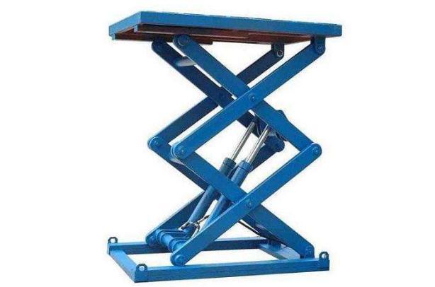 简单地分享介绍下关于固定式升降机和自行剪叉式升降机的特点!