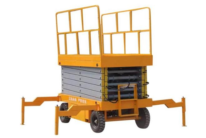 今天,山川液压厂家分享的是移动式升降机这种设备的9个特点!
