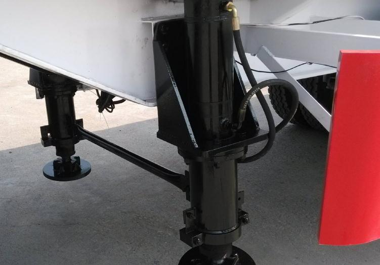 跟着湖北山川液压设备厂家一起了解五种液压支腿设备的特点吧!