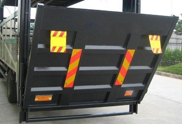 安装在车辆尾部的尾板设备,有什么特点呢?看下这5点!