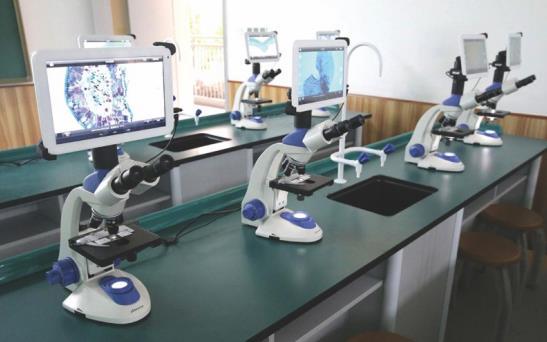 数码显微镜互动实验室