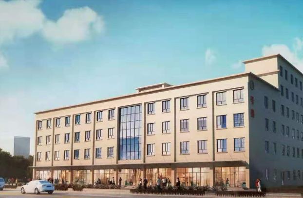 贝尔科教产业基地