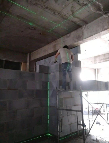 河南轻质砖隔墙施工