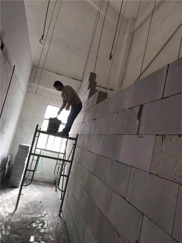 河南轻质砖隔墙价格