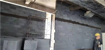 河南加气块隔墙施工