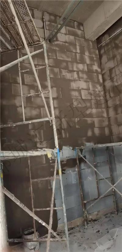 郑州加气块隔墙
