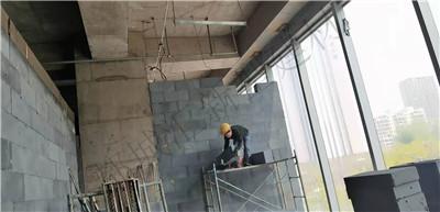 加气块隔墙施工就找都城汇新型建材