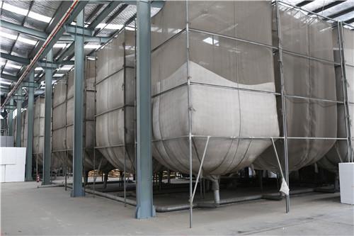 河南滤珠生产基地