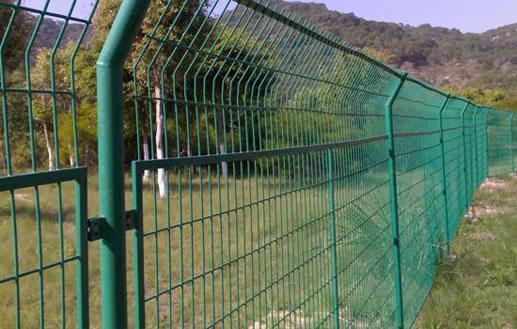 四川监狱护栏网案例