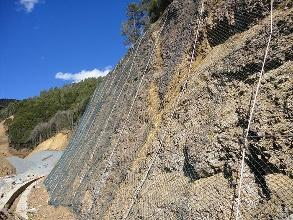四川红蜀蓉金属生产的四川边坡防护网具有一些优异性能