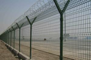 成都机场护栏网成功案例