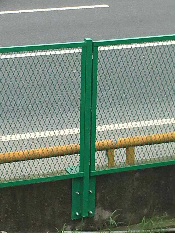 边框桥梁护栏