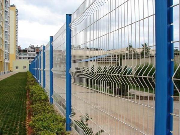 四川桃型柱护栏