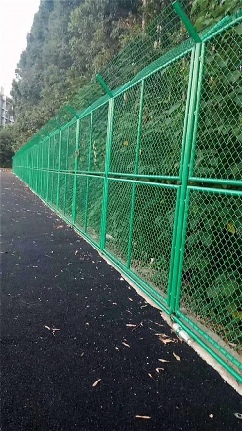 护栏网安装的步骤及注意事项