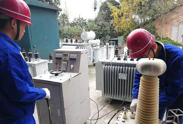 四川变压器检测