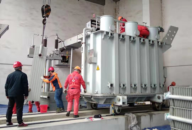 成都变压器检测厂家浅谈箱式变电站的使用方式