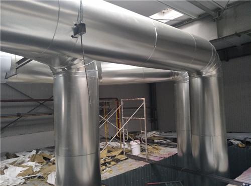 河南酒店餐厅排烟管道排厨房油烟表明,如何处理餐厅厨房排烟系统受阻的难题