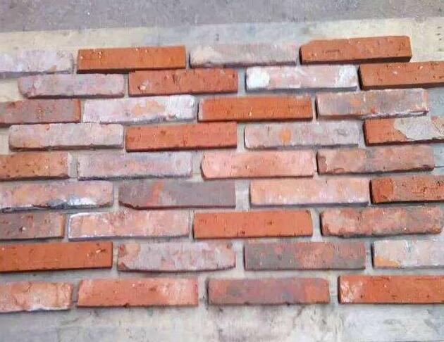 四川切片磚做裝修,原來是這個樣子的!