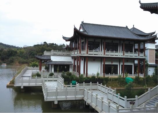 四川老青磚案例