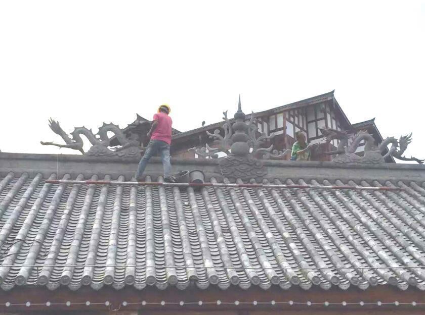 四川小青磚案例