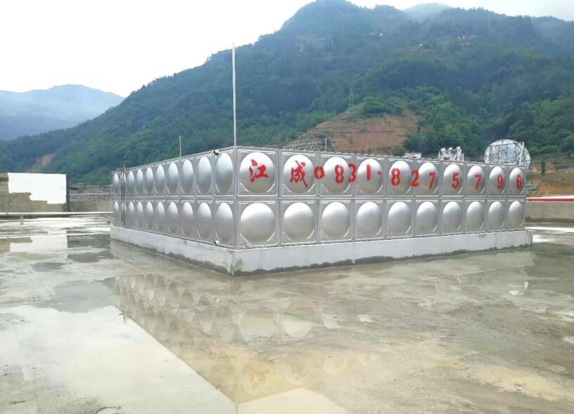 昭通悦乐服务区水箱