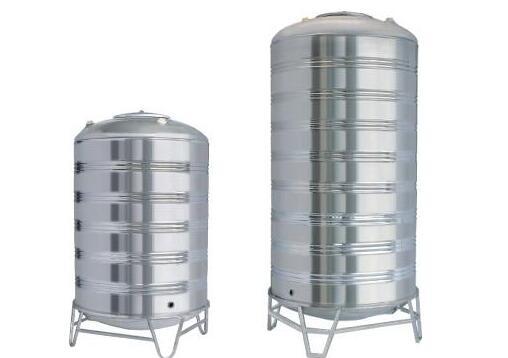 不锈钢水箱方形和圆形的比较有哪些差别?