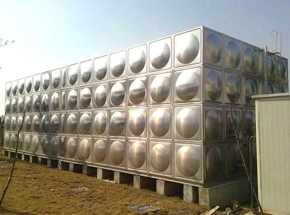 宜宾方形消防水箱安装