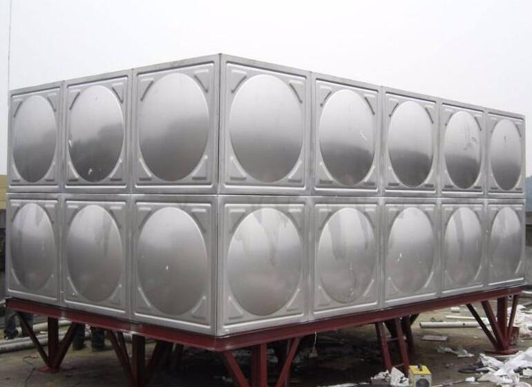 点赞!方形不锈钢水箱彻底解决了传统水箱缺陷