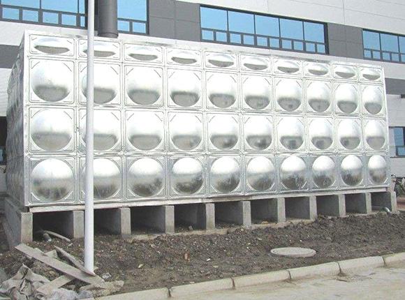 四川方形消防水箱