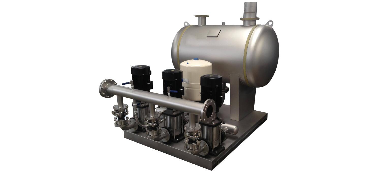 宜宾二次供水设备厂家解读:二次供水对水质检验有何卫生要求