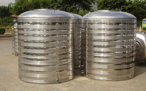 厂家分享:宜宾圆形水箱的材质特性