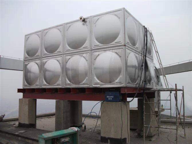 宜宾方形生活水箱