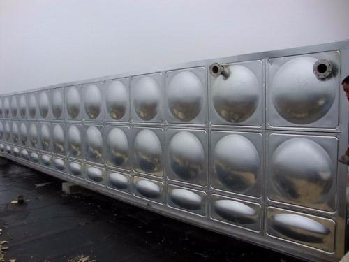宜宾方形保温水箱