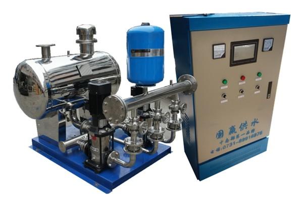 宜宾二次供水设备的介绍及特点